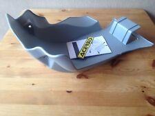Honda CRF 450 R 2005-2008 placa de deslizamiento Acerbis plástico antideslizante Sumidero Protector Gris