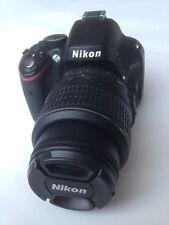 Nikon D5100 Camera & Nikon DX VR AF-S Nikkor 18-55mm 1:3.5-5.6G Lens