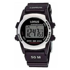 NB Lorus Gents Digital Resin Strap Watch - BUY 1 GET 1 FREE - R2361AX9 LNP