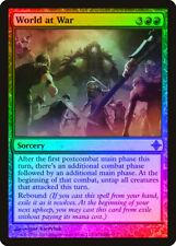 World at War FOIL Rise of the Eldrazi NM Red Rare MAGIC MTG CARD ABUGames
