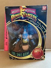 1993 Mighty Morphin Power Rangers Evil Space Alien Squatt Action Figure