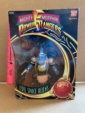1993 Mighty Morphin Power Rangers Evil Space Alien Squatt Action Figure