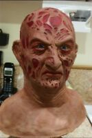 Freddy Krueger Mask Mold Bust Elm Street Glove Prop 1:1 Life Cast Blank