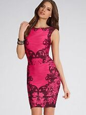 Lipsy Women's Polyester Bodycon Dress