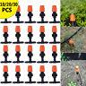 10/20/30 Verstellbar Sprinkler System Sprühdüse Garten Bewässerung Nebel Tropfer