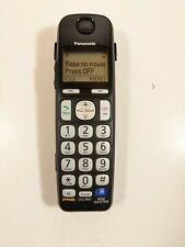 Panasonic KX-TGEA20 Expansion Handset for Cordless Phone ONLY
