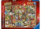 Ravensburger 1,000 Piece Jigsaw Puzzle - Christmas: The Christmas Cupboard