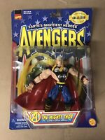 Thor Vintage Avengers Earth's Mightiest Heroes Action Figure 1997 Toybiz Marvel