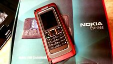 Nokia E Series E90 Communicator - Red (Unlocked) Smartphone