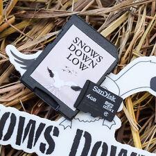 Snows Down Low - Snow Goose E-Caller MicroSD/SD Memory Card - Proven Effective!