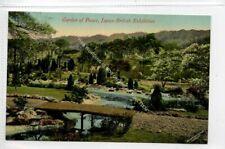 (Ga3965-468) Garden of Peace, Japan British Exhibition, White City 1910 EX