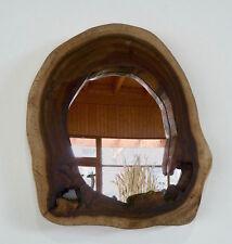 Spiegel aus Suar Holz, Wandspiegel, Schwemmholz, Treibholz  ca.68x52x6cm Wurzel