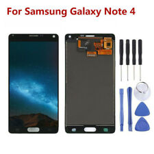 OEM LCD Display Touchscreen Digitizer Ersatz Für Samsung Galaxy Note 4 Schwarz