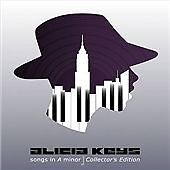 Alicia Keys - Songs In A Minor (10th Anniversary Collector's Edition/+DVD, 2011)