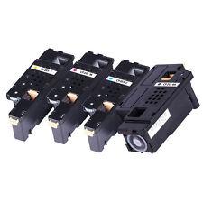4 Compatible CP105/CP205 for Fuji Xerox DocuPrint CM215fw Colour Toner Cartridge