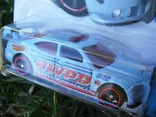BLUE Dodge Charger Drift Police Car. HW City ~ 2014. BFC63. New in Blister Pack!