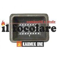 Braciere ghisa bruciatore pellet stufe Ravelli camino 11,3x9,3x8h LB-BGP11393/2
