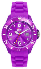 Ice-Watch Ice-Forever Sili Collection Polyamide Silicon Mens Watch SI.PE.B.S.09