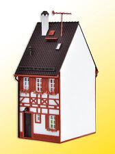 VOLLMER 43673 échelle H0, Maison à ossature bois Rue de gare 17 #