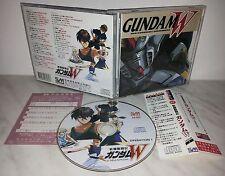 CD GUNDAM WING OPERATION 1 - GA-062 - TAIWAN