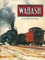 WABASH -- (NEW BOOK - Railroad book)