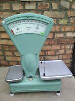 VINTAGE Scale Balance laboratory for test-tube 50s-60s