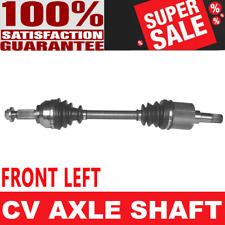 FRONT LEFT CV Axle Drive Shaft For JAGUAR X-TYPE 2002 2003 2004 2005 2006