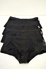 4 Schenkenberg Damen Panty Gr. M 40/42 / Slips Pants Taillenslips schwarz