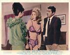 The Silencers original Lobby Card Dean Martin Stella Stevens sexyunderwear 1966