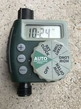 Orbit One Dial Garden Hose Digital Water Timer