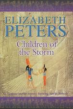 Children of the Storm (Amelia Peabody series), Peters, Elizabeth | Hardcover Boo