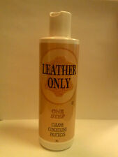 Leather Cleaner Conditioner and Protectant - Car - Automotive - Leather Only