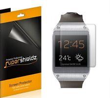 6X Supershieldz HD Clear Screen Protector For Samsung Galaxy Gear Smartwatch