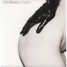 Strokes - Is This It LP [Vinyl New] 180g Album MOVLP085 EU Import Original Cover