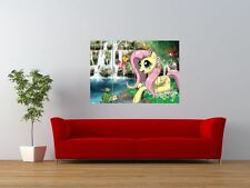 MY LITTLE PONY CARTOON HORSE KIDS GIANT ART PRINT PANEL POSTER NOR0165