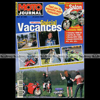 MOTO JOURNAL 1385 SUZUKI SV 650 ★ VOXAN 1000 ROADSTER ★ BERTRAND SEBILEAU 1999