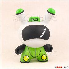 Kidrobot Dunny 2011 Azteca II 2 vinyl Taxi figure by Anais E3 loose