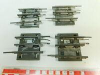BR874-0,5# 4x Märklin Verschiebegleis zw. Spur 0 und Spur 1 für elektr. Betrieb