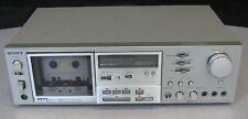 Sony TC-K81 3-Head Cassette Deck, ExcPerformance, PeakHold, BiasAdj, Japan Built