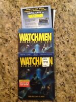 Watchmen (Blu-ray Disc, 2009, Directors Cut)Authentic US Release