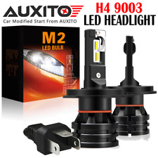 2X AUXITO H4 9003 LED Headlight Bulb 6000K Kit For Toyota Tacoma 2012-2015 EOA
