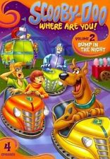 Scooby Doo Where Are You Bump in The Night Season 1 Volume 2 DVD