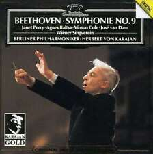 Beethoven - Symphonie Nr.9 - Karajan - Berliner CD KARAJAN