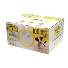 NEW 100 ULTRA ABSORBENT PUPPY TRAINING PADS 3 LAYER PROTECTION DOG MAT ANIMAL