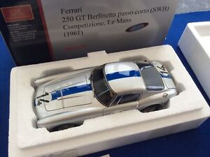 CMC Ferrari 250 GT SWB Competizione Le Mans 1961 Limited Edition. 1:18 M-079