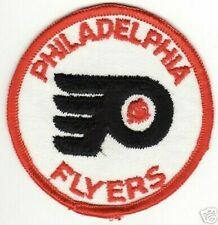 "PHILADELPHIA FLYERS NHL HOCKEY VINTAGE 3"" ORANGE PATCH"