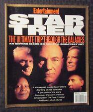 1994 Entertainment Weekly Magazine STAR TREK Special FN+ 6.5
