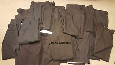 Ex Police Trousers Threatre, Film, TV Bulk Job Lot Qty 50 Bargain!