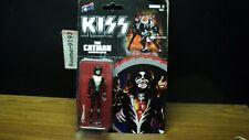"""KISS The CATMAN Destroyer Outfit Kiss SERIES 3 Action Figure 3.75"""" NEW"""