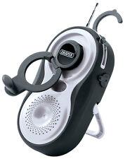 Genuine DRAPER Wind up Waterproof Radio - AM/FM | 2380